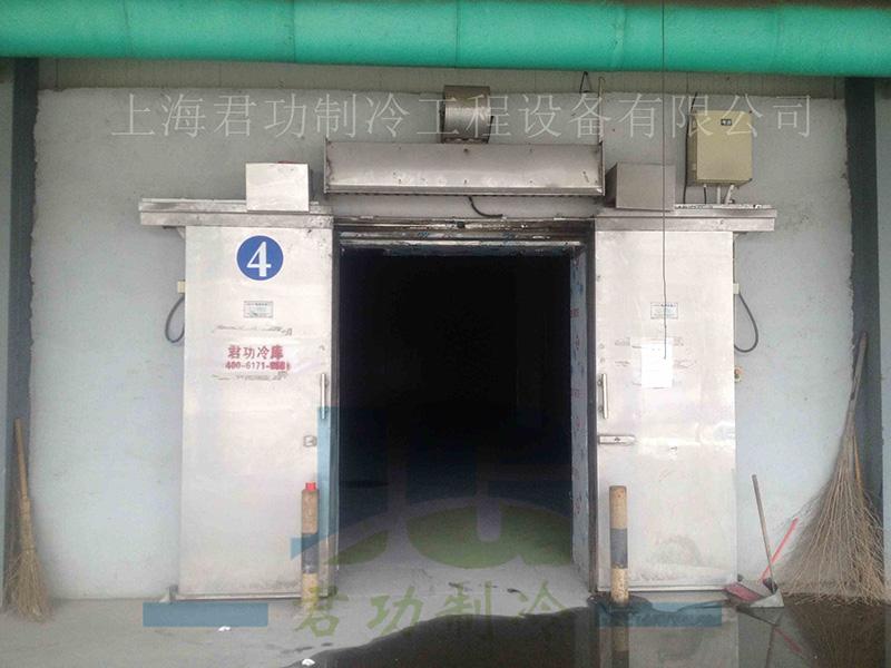 水产批发市场大型冷库